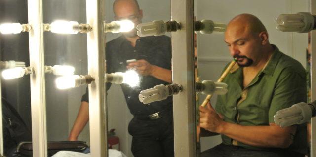Listen to Hany el Badry in Hikari Kiyama´s Konzert for Ney.