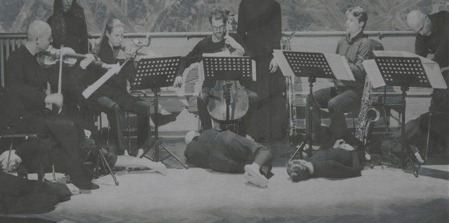 Ensemble Mosaik in Cairo